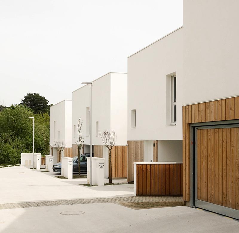 Architecte Nantes Maison Individuelle agence d'architecture huca